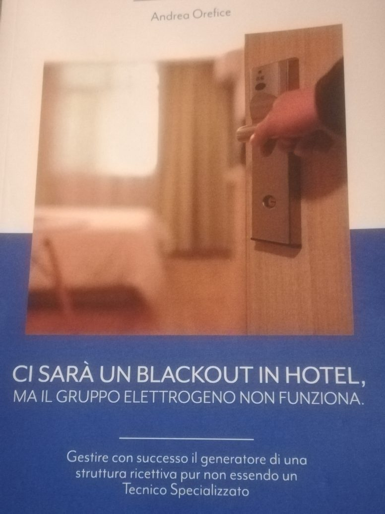 Ci sarà un blackout in Hotel