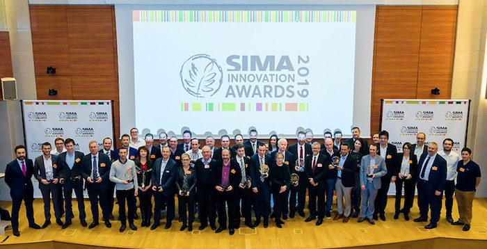 Sima Innovation Awards 2019