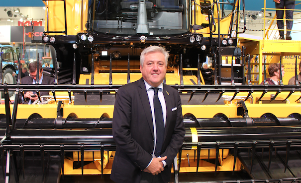 Carlo Lambro New Holland