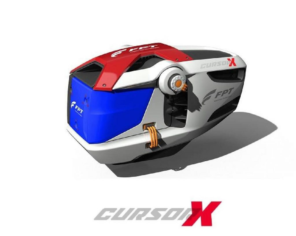 Fpt Industrial Crusor X