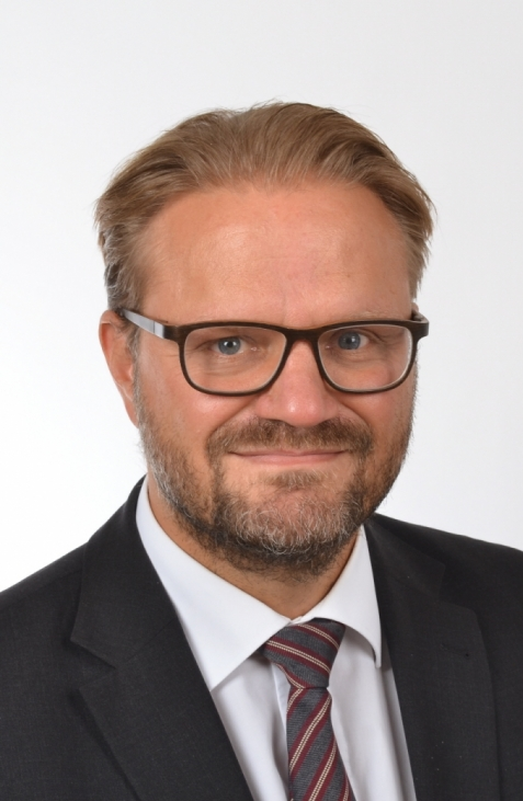 mtu Lars Kräft, vicepresidente Industrial Business